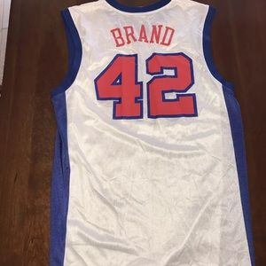 Los Angeles Clippers Elton Brand Jersey Madium